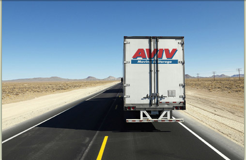 Aviv Moving & Storage - Local Movers Boston