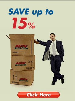 Save up to 15% On Boston Moving & Storage